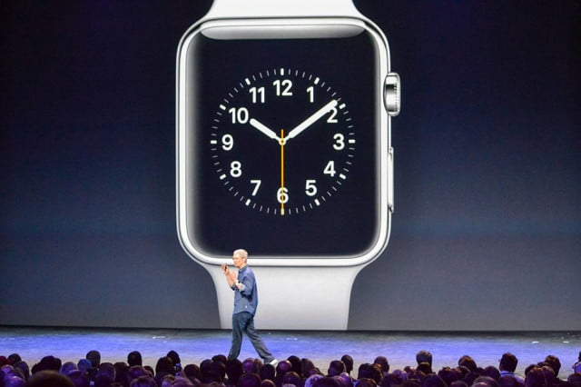android wear owners rejoice apple watch is here tim cook