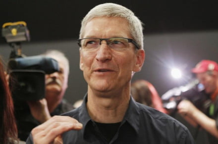 Tim Cook CEO of Apple (Reuters image)