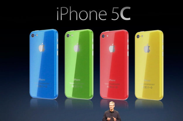 Will Tim Cook unveil a new collection of iPhone colors?