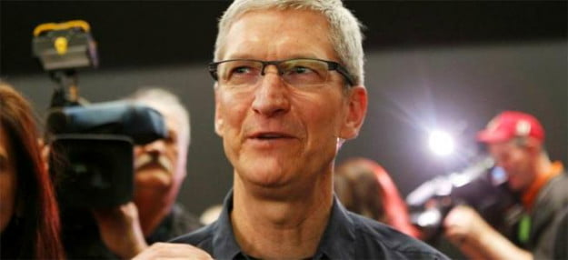 Tim Cook: I'm sorry