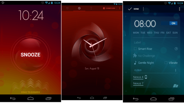 Timely-Alarm-Clock-Android-apps-screenshot