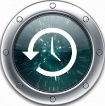 Mac OS X Time Machine Logo