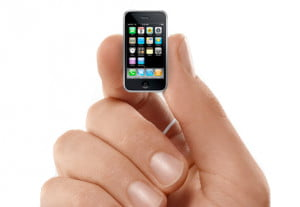 tiny iphone