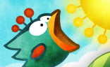 Tiny Wings is not a ripoff, but it is now charting higher than it has in a while, sitting at #11 on iTunes Free Games.