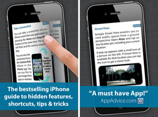iPhone Secrets Tips and Tricks App