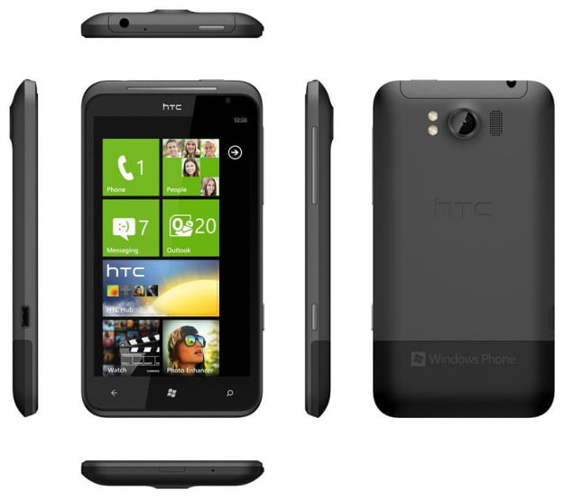 HTC Titan Windows phone 7
