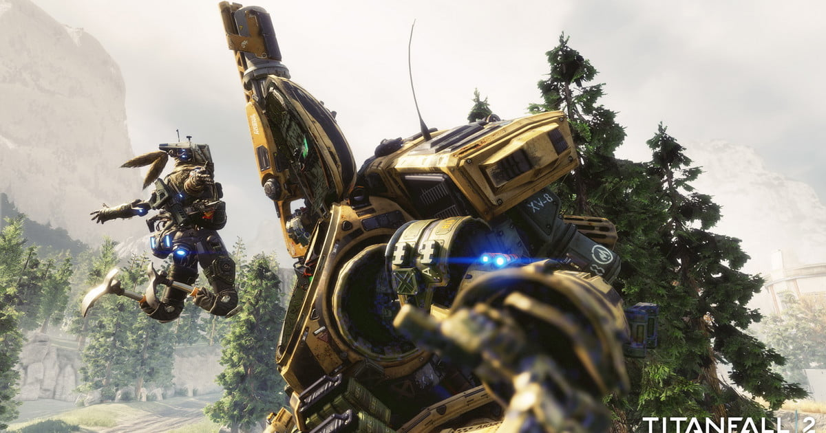 Titanfall 2 'Live Fire' Mode will Pit Pilots Against Each Other Without Titans