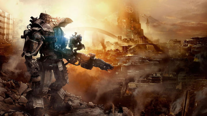 gaming trends titanfall