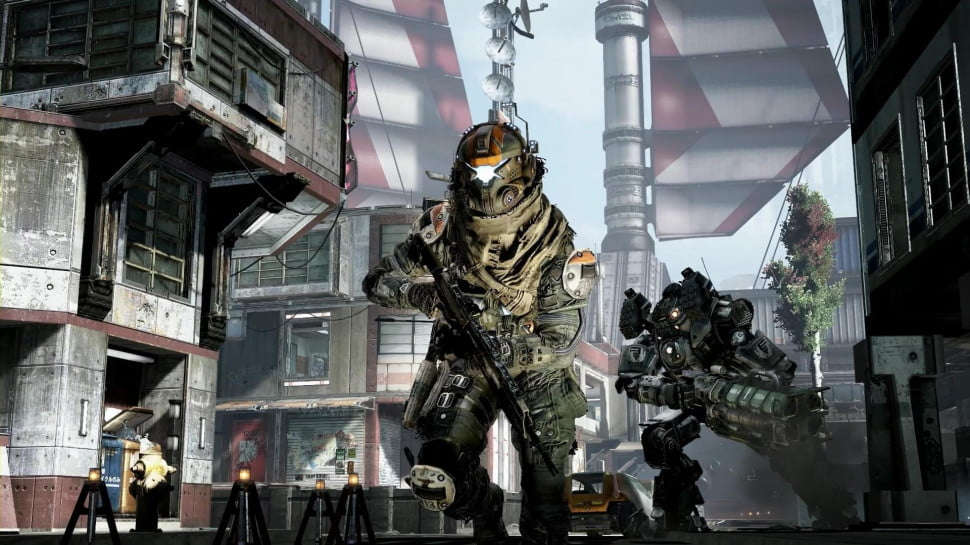 Titanfall cheaters
