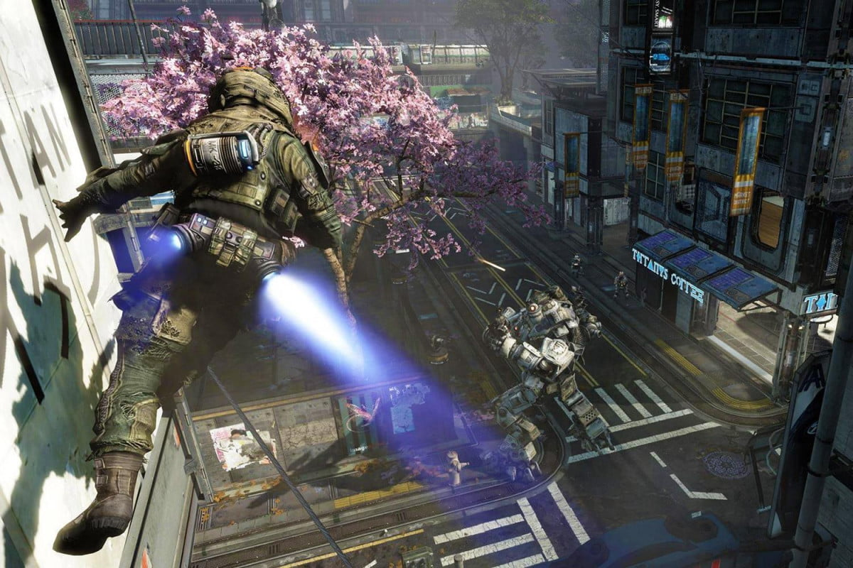titanfall maps strategy guide definitive