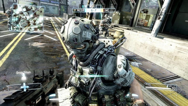 titanfalls minimum pc specs extremely reasonable titanfall ogre reveal vgx  n g