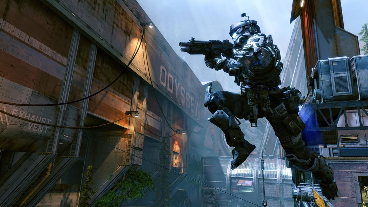 titanfall wont touch xbox  april screen