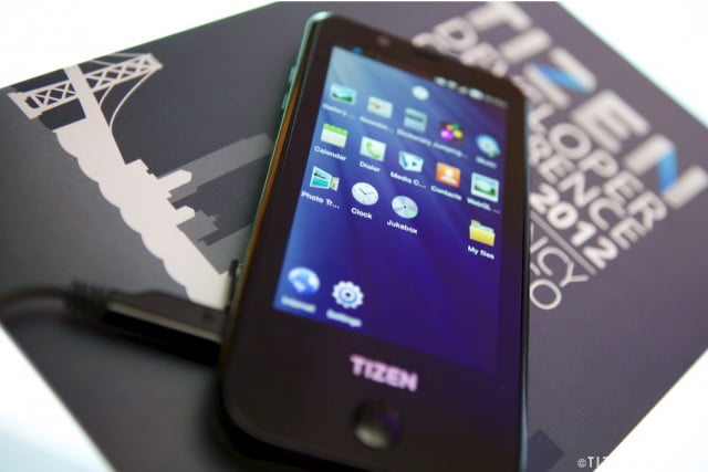 tizen smartphone delayed until  says samsung executive