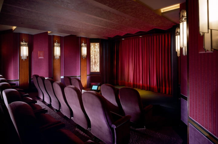 recreating yesterdays opulent movie palaces at home with todays tech tk theaters gold coast