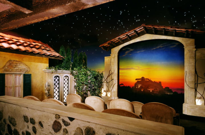 recreating yesterdays opulent movie palaces at home with todays tech tk theaters southwest