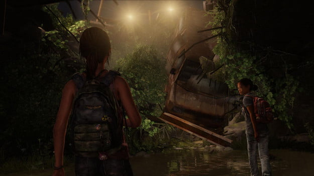 TLOU Left Behind screenshot 4