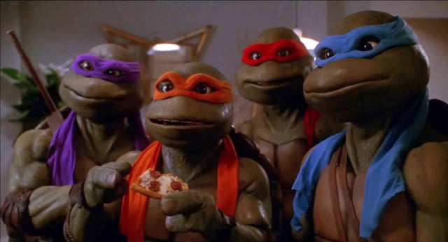 teenage mutant ninja turtles warner brothers tmnt secret of the ooze
