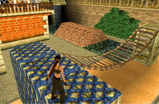 tomb raider 2 screenshot