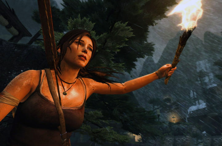 the history of tomb raider  screenshot
