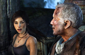 tomb raider 2013 screenshot