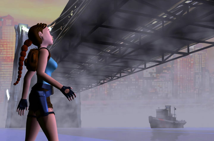 the history of tomb raider chronicles screenshot