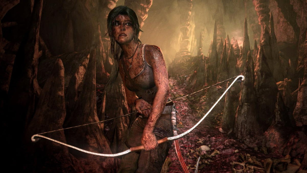 tomb raider ten thousand immortals novel will direct sequel  game definitive edition