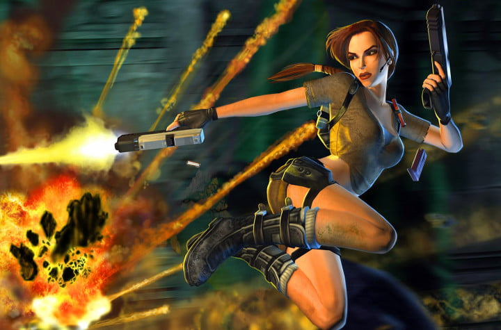 the history of tomb raider legend screenshot