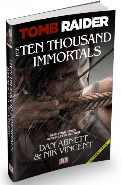 tomb raider ten thousand immortals