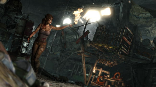 TombRaider Screenshot