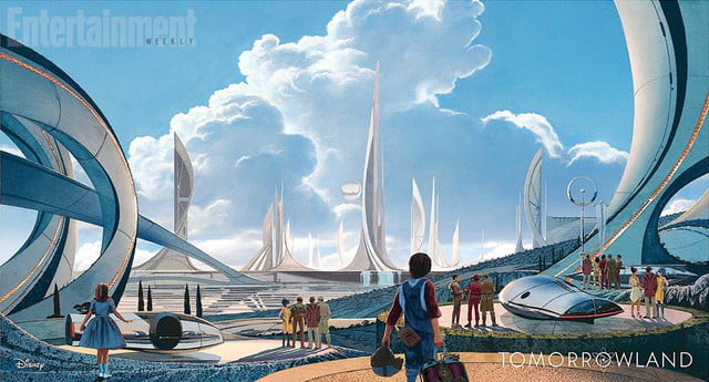 first images info brad bird damon lindelofs tomorrowland movie
