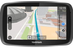tomtom go  review press image