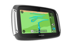 tomtom rider  review product