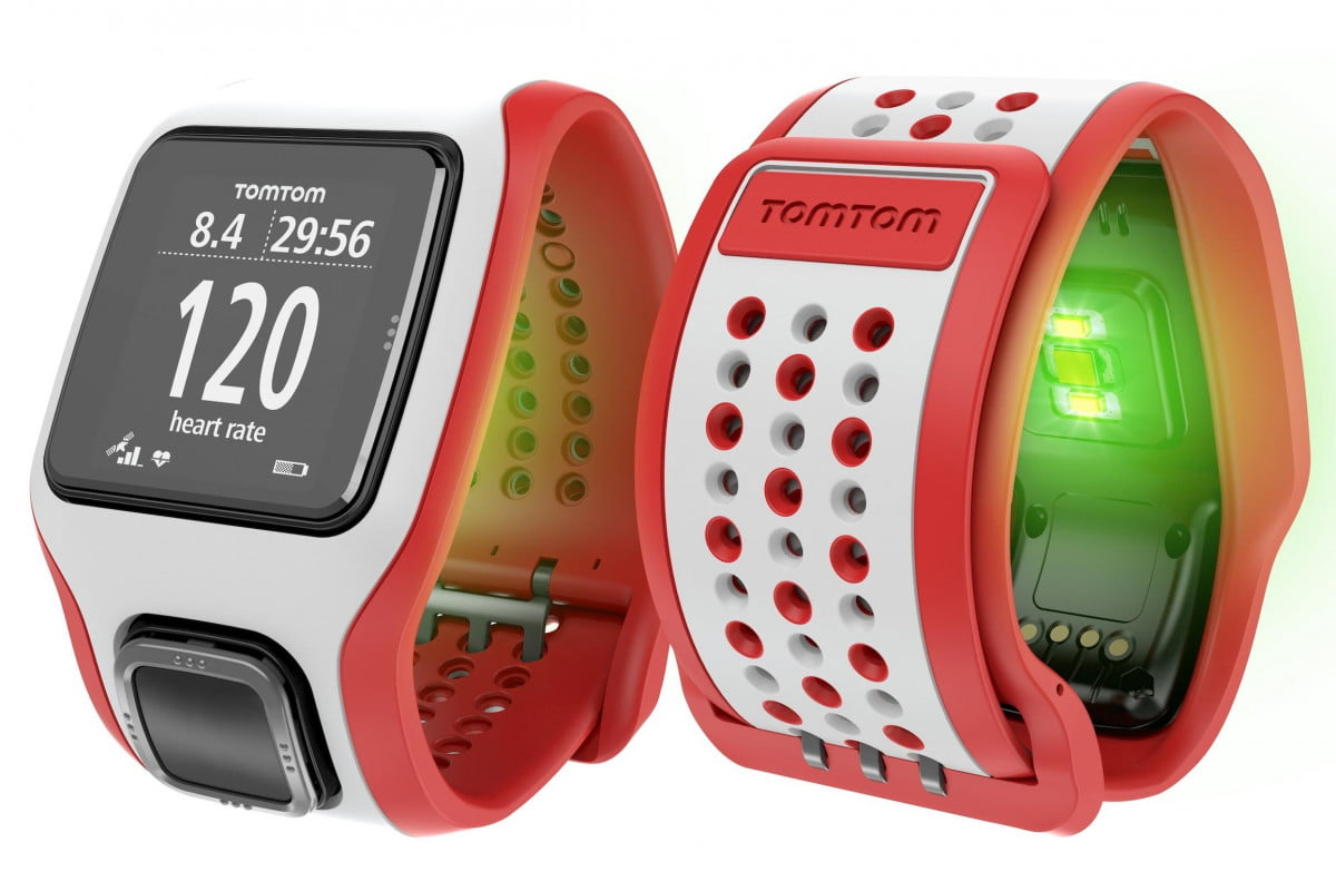 cut awkward heart rate monitor straps tomtoms runner cardio gps watch tomtom