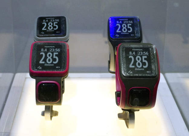 TomTom watch lineup