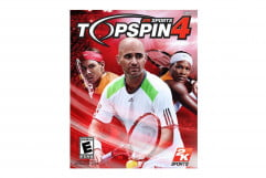 top spin  review cover art