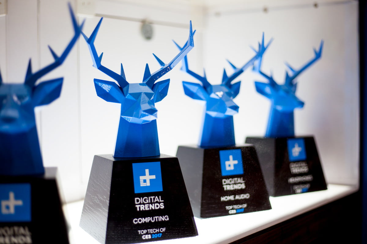 digital trends names top tech ces  award winners of awards feature v