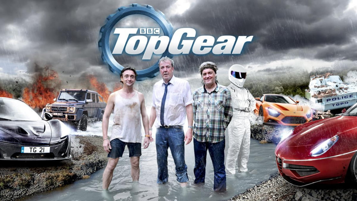 top gear series  amazon