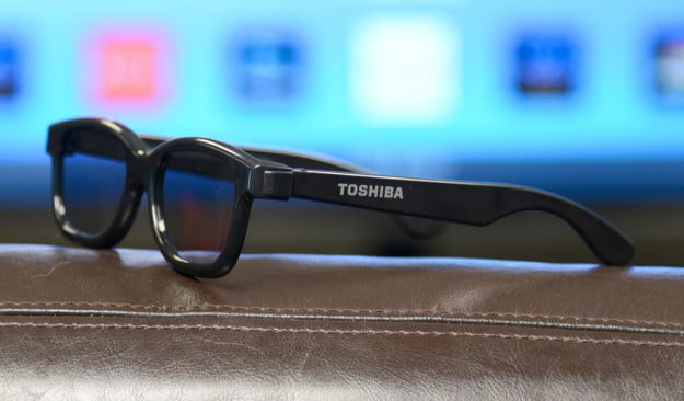toshiba 55l7200u 3d glasses angle led lcd tv