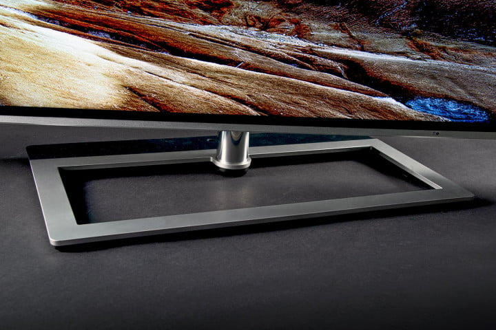 toshiba  l u review k tv front stand