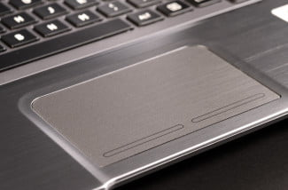 toshiba 840t laptop trackpad macro