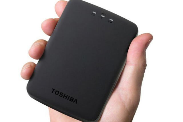 this toshiba wireless hdd plays nice with chromecast canvio aerocast