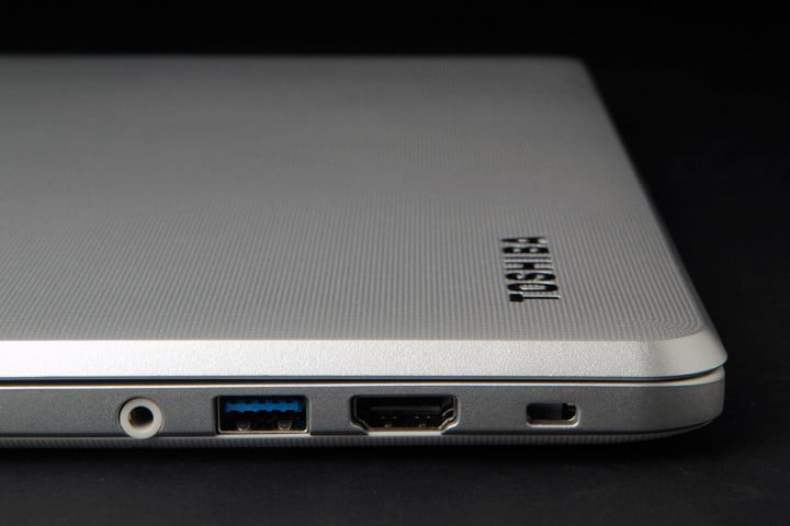 toshiba chromebook  review ports
