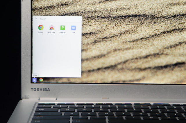 Toshiba Chromebook 2 screen
