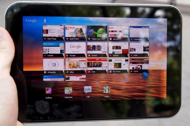 Toshiba Excite 7 7 review tabs android 4.0 ice cream tablet