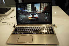 Hands on: Toshiba Satellite P55t