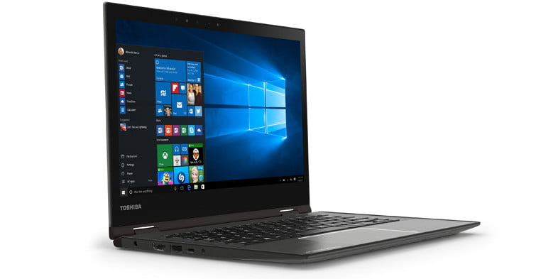 toshiba satellite radius  review p w cst n