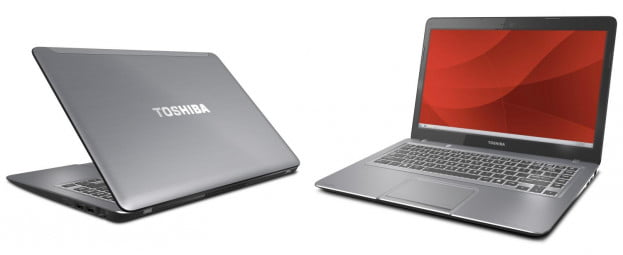 Toshiba Satellite U845 Ultrabook laptop