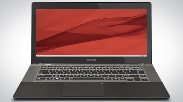 Toshiba Satellite U845W widescreen laptop