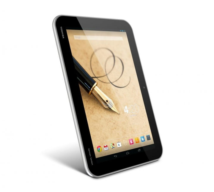 are toshibas new android tablets worth getting excite ed about toshiba write
