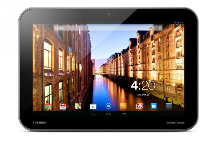 are toshibas new android tablets worth getting excite ed about toshiba pro